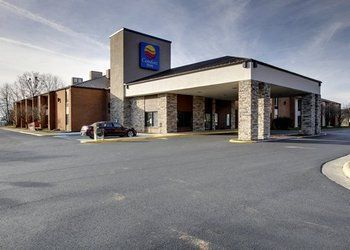 1730 N Main St, Virginia, Comfort Inn Rocky Mount