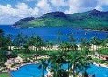 Kalapaki Beach, Kauai, Marriott Kaua'i Resort & Beach Club 4*