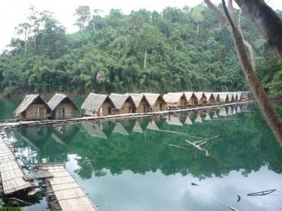 Khao Sok Paradise Resort, 119 Moo6, 74000 Ban Sok