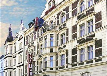 Hotel Plzen, Borska 19, Hotel Victoria***