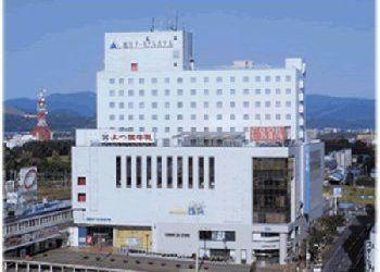 Hotel Ikaushi, 7 cho-me, Miyashita dori, , Fujita Kanko Washington Hotel Asahikawa
