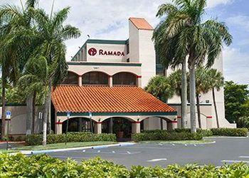 1901 Palm Beach Lakes Blvd, West Palm Beach, Ramada West Palm Beach