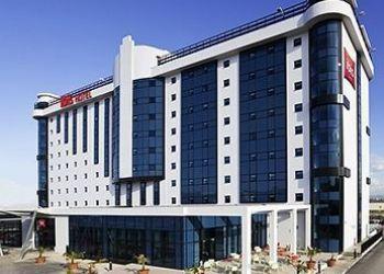 Hotel Algiers, Route De L Universite,, Hotel Ibis Alger Aéroport
