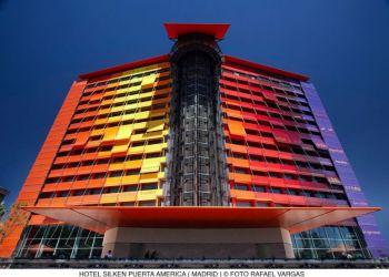 Hotel Madrid, Avenida de America, 41, Hotel Silken Puerta America*****