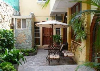 Hôtel El salvador, Avenida Revolucion y Calle de las Palmas 262, Hotel Villa Florencia Zona Rosa