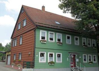 Wohnung Clausthal-Zellerfeld, Hoher Weg 8, Pension Horenburg