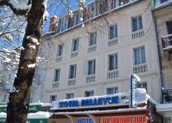 Hotel Bagneres-de-Luchon, 3 Allee D'Etigny, Hotel Bellevue**