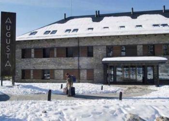 Pla de l'Ermita de Taüll s/n, 25528 Boí, Apartment Aparthotel Augusta
