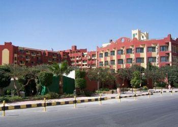 Hôtel Hurghada, Sheraton Road, Hotel Sun and Sea***
