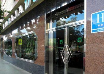 Hotel Almeria, Calzada de Castro 4, Hotel Embajador**