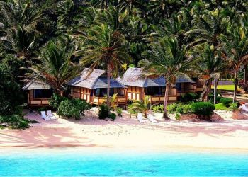 Ferienhaus Rarotonga, Ara Tapu (Main Road),, Bungalow Palm Grove