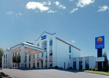 Hotel North Carolina, 1273 Burkemont Ave, Comfort Inn & Suites