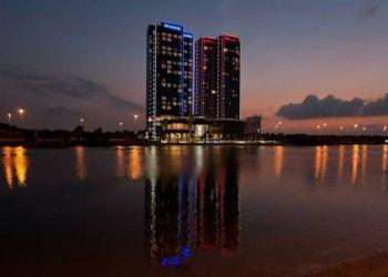Hotel Minţaqah Bayn al Jisrayn, P.O. Box 92 156, Road 34, Novotel Abu Dhabi Gate