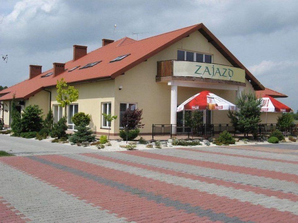 Zajazd Słoneczny Zakątek, Stary Dębsk 3C , 96-513 Nowa Sucha
