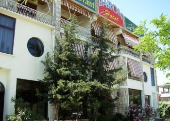 Hotel Tirana, Rruga Elbasanit, Sauk, Hotel Baron***