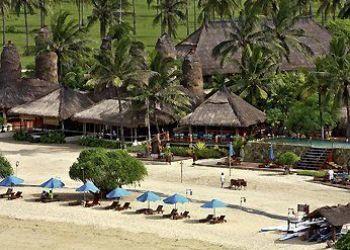 Hotel Kuta, Pantai Putri Nyale, Hotel Novotel Lombok****