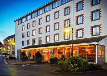 Hotel Clifden, Connemara, Hotel Clifden Station House***
