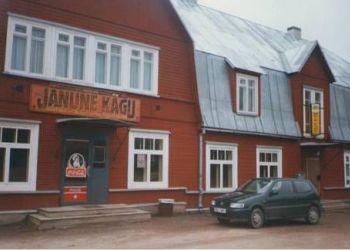 Hotel Koeru, Paide tee 1, Janune Kägu