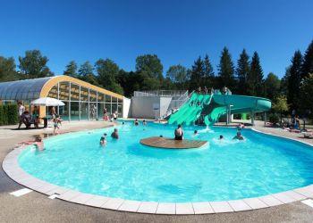 Camping Clairvaux-les-Lacs (Jura), Chemin du Langard BP 52, Campsite Yelloh! Village Fayolan****