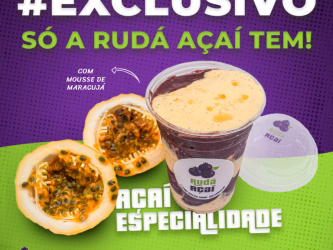 Ruda Açaí Delivery Beauty, Health