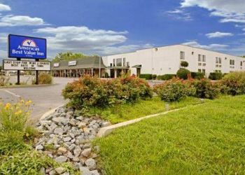 Hotel Bonnie Brook, 2831 Ocean Gateway, Americas Best Value Inn
