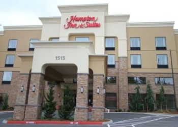 Hotel Town and Country Mobile Manor, 1515 South Meridian, Hampton Inn And Suites Puyallup