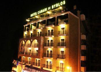 Hotel Byblos, Voie 13, Hotel Canari de Byblos
