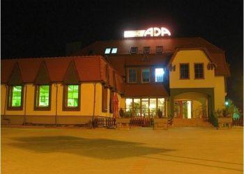 """Większyce, ul. Głogowska 1, 47-208 Reńska Wieś, Hotel i Restauracja """"ADA"""""""