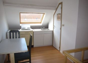Studio apartment Kortrijk, Koen: I have a room