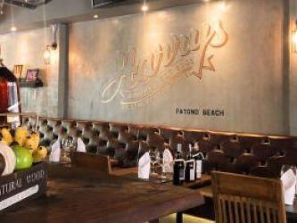 Harrys Restaurant Bar Hotel Grocery