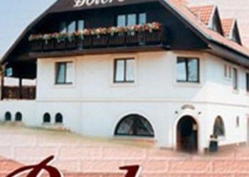 U dráhy 86, Moravská Nová Ves, Penzion Bolero