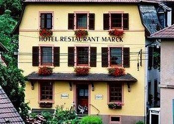 5 Rue Principale, 68500 Rimbach-pres-Guebwiller, Hotel A l'Aigle d'Or**