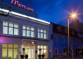 Hotel Graz, Lendplatz 36-37, Hotel Mercure Graz City****