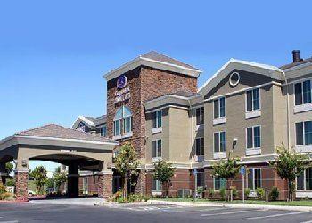 191 N Tully Rd Hwy 99, Exit at West Main Street, Turlock, Comfort Suites