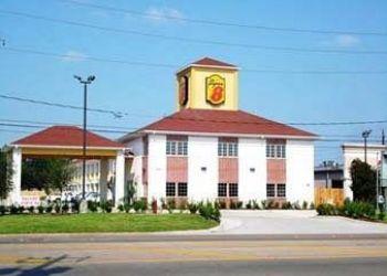 Hotel Rosenberg, 3314 1st St, Hotel Super 8 Rosenberg, TX