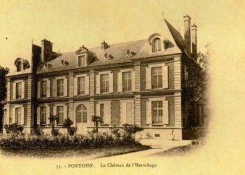 Hotel Ennery, 55 Chemin De La Chapelle St Antoine, Hôtel Château De L'hermitage