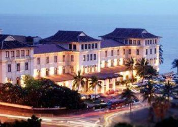 Hotel Colombo, 2 Galle Road, Hotel Galle Face****