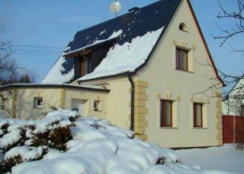 Světlá Hora, Nově zrekonstruovaná chalupa Světlohorka v klidné části obce
