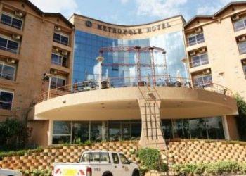 Hotel Kampala, Plot 64-86, Metropole Hotel