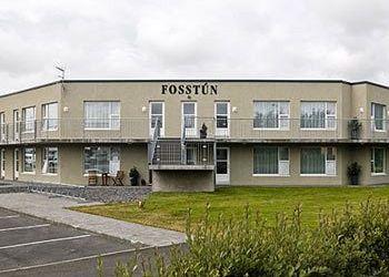 Eyrarvegi 26, 800 Selfoss, Hotel Fosstún Apartments