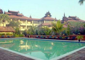 Hotel Myene, Nyaung Oo Township, Mandalay Division, Amazing Resort