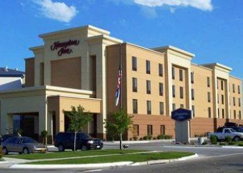 Hotel Nebraska, 904 S 20th St, Hampton Inn