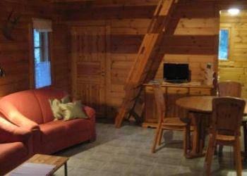 Wohnung Taivalkoski, Raappanansuontie 45b, Hirvipirtit Lapland Cabins