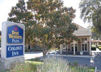 3600 El Camino Real, 93422 Atascadero, Hotel Best Western Colony Inn***