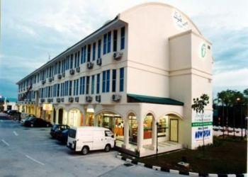 Hotel Bandar Seri Begawan, BLK D LOT 116250 JALAN GADONG BE 171, Hotel Traders Inn***