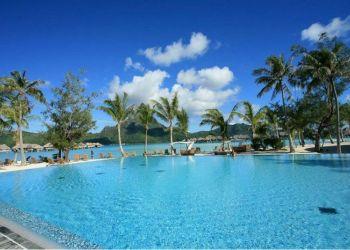 Hotel Bora Bora, Motu Piti Aau, Hotel Bora Bora Beachcomber****
