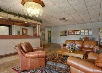 Hotel Indiana, 3855 N State Rd 127, Ramada Inn