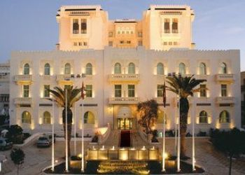 Hotel Sfax, 25, Avenue Hedi Chaker, Hotel Les Oliviers Palace*****