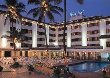 Hotel Mumbai, 39 Juhu Beach, Hotel Sun N Sand Mumbai****