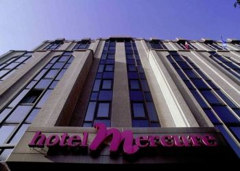Hotel Brussels, 74 Avenue Jules Bordetlaan, Hotel Mercure Brussels Airport***